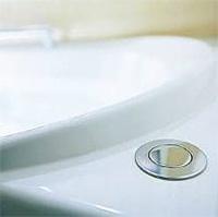 WOODONE システムバス美湯シリーズNX1616 ポップアップ排水栓