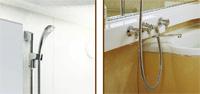 WOODONE システムバス美湯シリーズRX1616 水栓金具