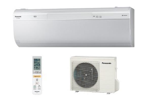 パナソニック インバーター冷暖房除湿タイプ ルームエアコン