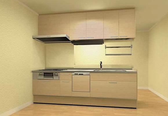 LIXILのキッチン サンヴァリエ〈リシェル〉3