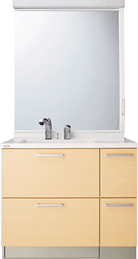 洗面化粧台AFFETTO カウンター