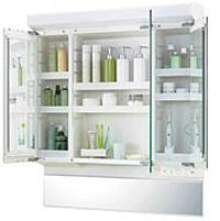 洗面化粧台AFFETTO 収納スペース