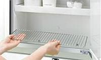 洗面化粧台AFFETTO 網棚