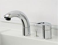 洗面化粧台AFFETTO 水栓