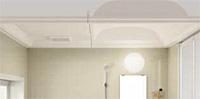 システムバスルームBEAUT F EXSS ステップ天井