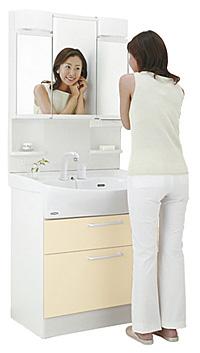 洗面化粧台Jolie 全高1770mm