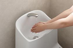 TOTO Washlet GG-800 手洗いしやすいカタチ2