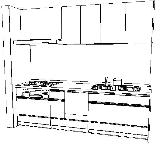 クリナップ システムキッチン クリンレディBclass