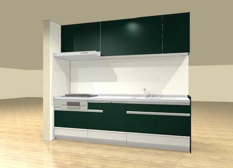 システムキッチン クリンレディCclass イメージ画像