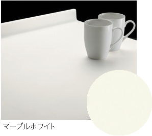 DOLCE X カウンターカラー マーブルホワイト
