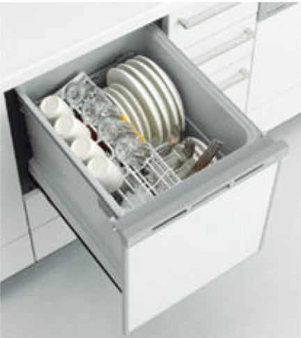 システムキッチン Berry 食器洗い乾燥機