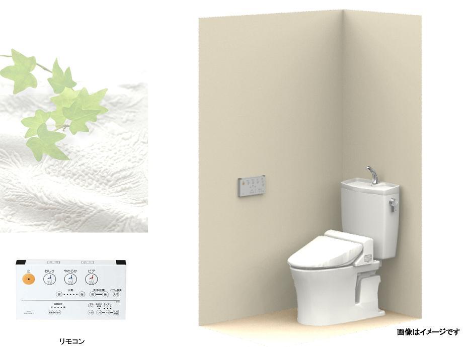 TOTOトイレ ピュアレストQRイメージ画像