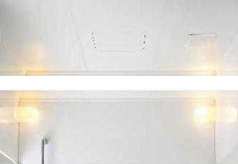 フラット天井