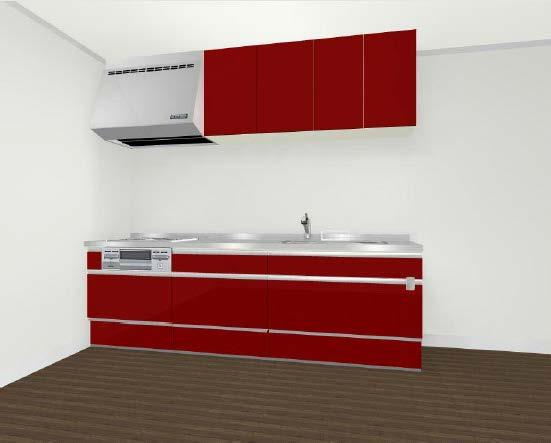 LIXILのキッチン アミィ1